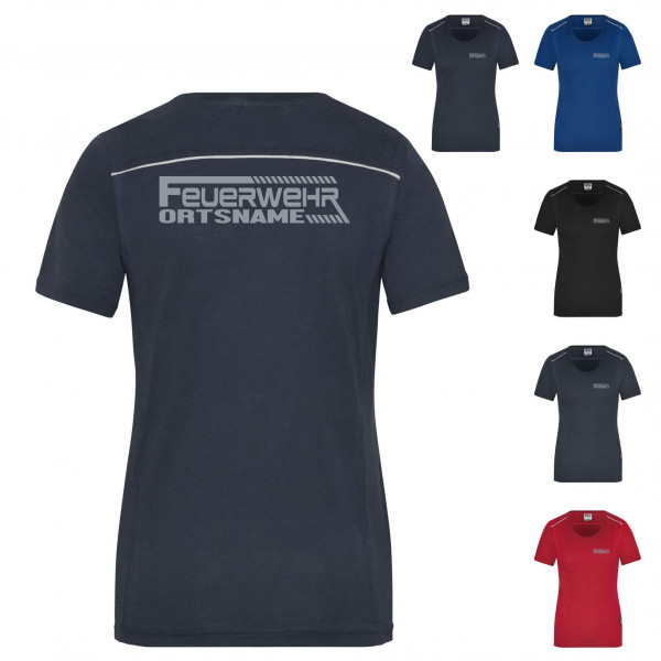 Teamwear Tshirt Frauen I Motiv 185