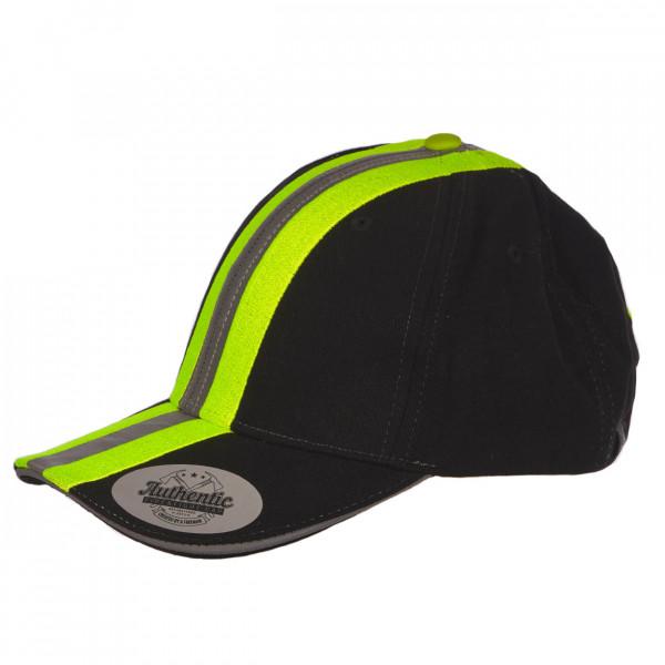 Reflex Style Base Cap | Schwarz