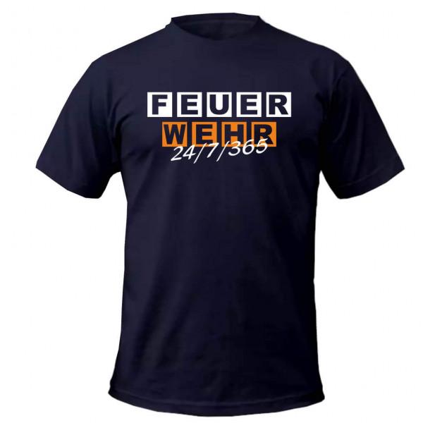 Tshirt Männer I 24/7/365