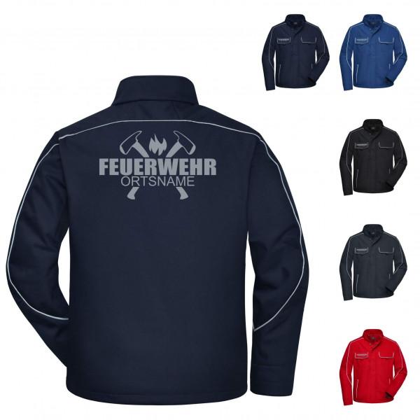 Teamwear Softshelljacke Solid I Motiv 160