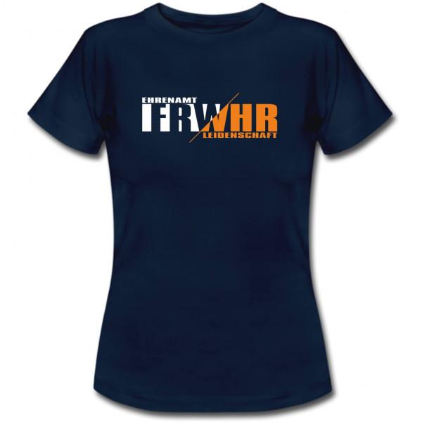 Tshirt Frauen I FRWHR Ehrenamt