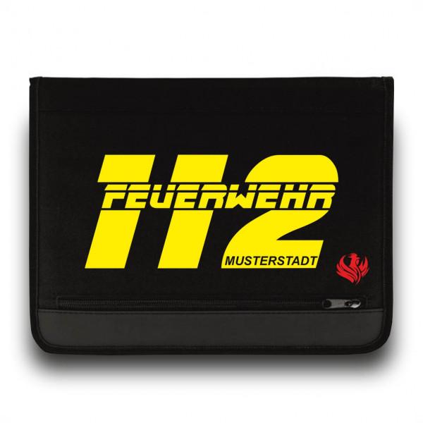 Schreibmappe I FW 112 +Ortsname