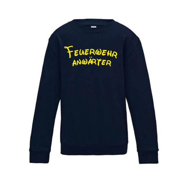 Kinder Pullover I Feuerwehranwärter