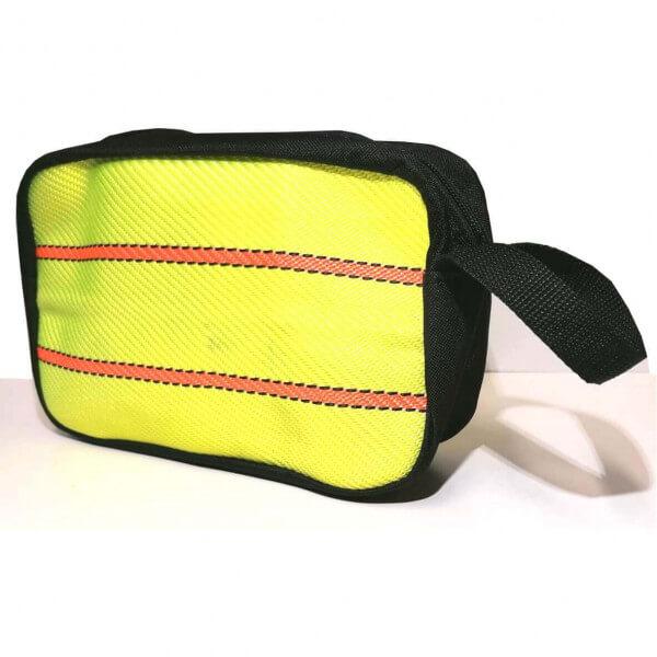 Kulturtasche I Schlauch Gelb