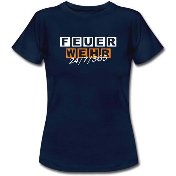 Tshirt Frauen I 24/7/365