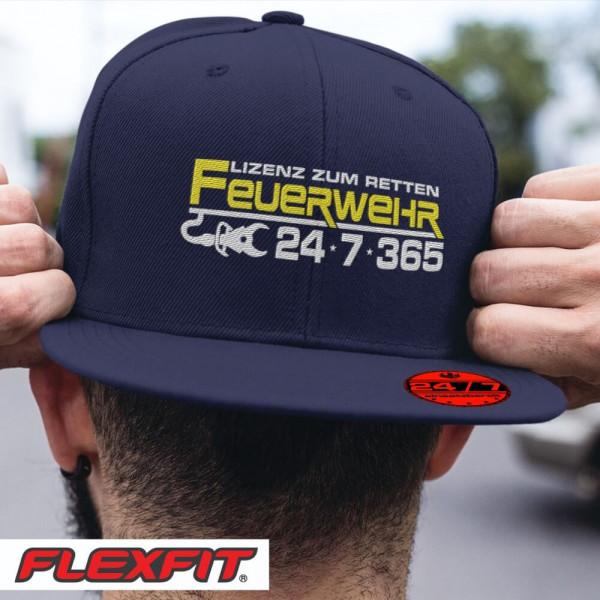 Flexfit® Snapback I Lizenz zum Retten