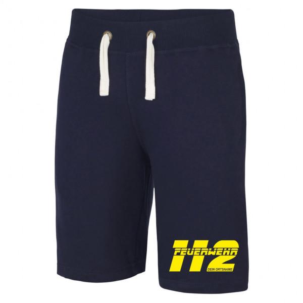 Jogginghose kurz I FW 112 +Ortsname