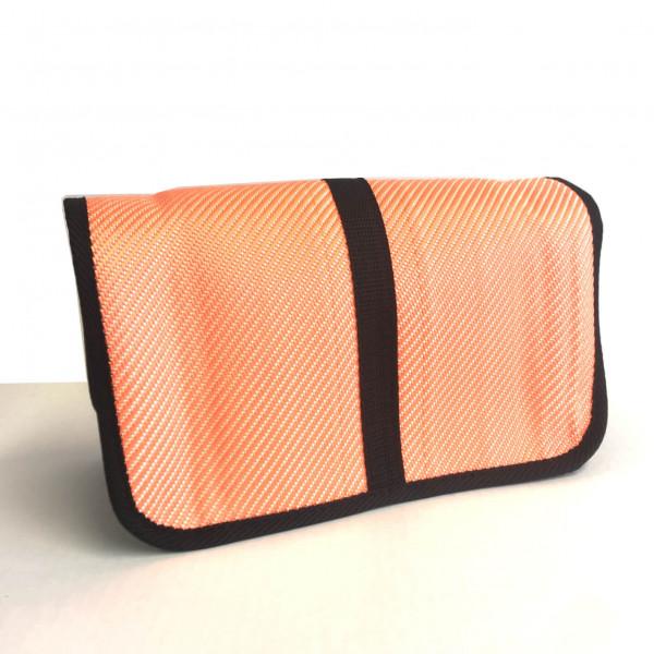 Handtasche I Schlauch Orange