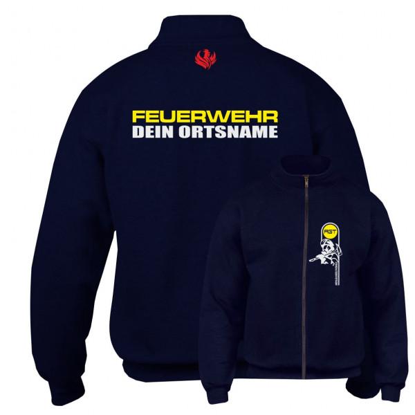 Sweatjacke I FW AGT +Ortsname