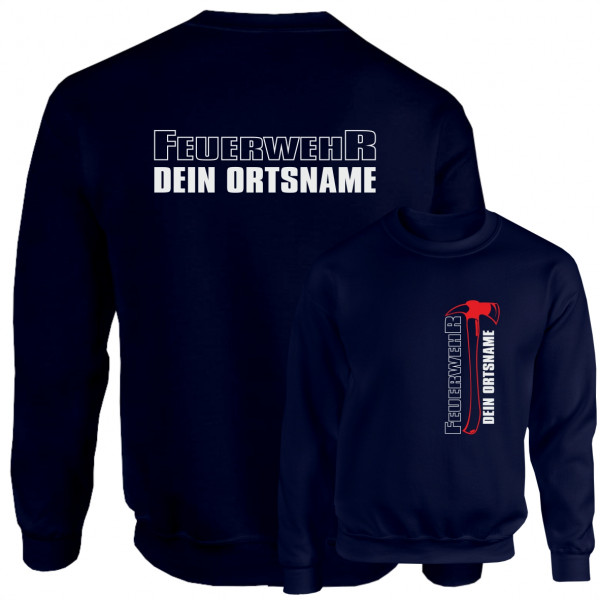 Pullover I FW Axt +Ortsname