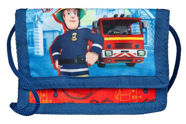 Feuerwehrmann Sam I Geld-/Brustbeutel