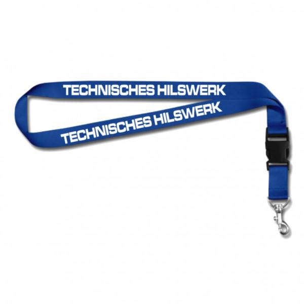 Schlüsselband I Technisches Hilfswerk