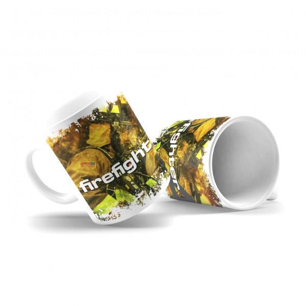 Kaffeebecher I Firefighter4Life