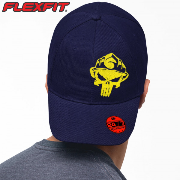 Flexfit® 5 Panel Cap I Firefighter