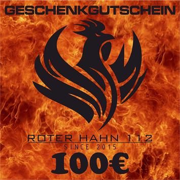 Geschenkgutschein 09 I 100€