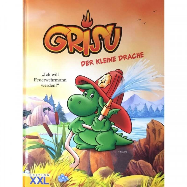 Kinderbuch XXL I Grisu