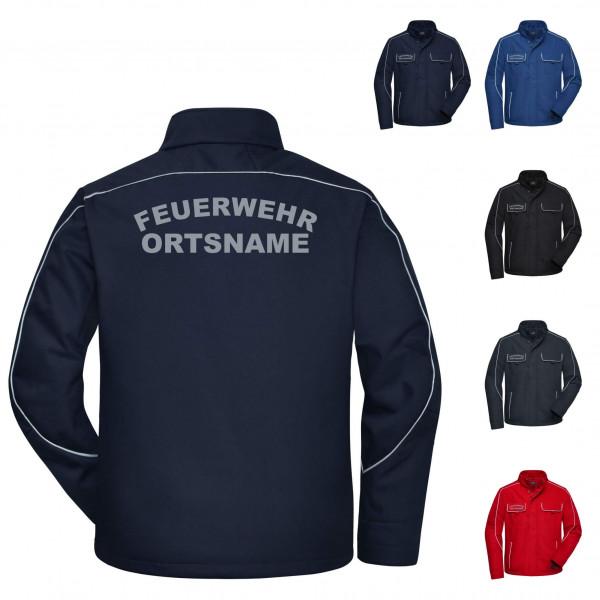 Teamwear Softshelljacke Solid I Motiv 155