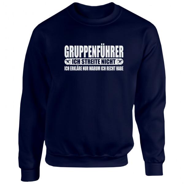 Pullover I Gruppenführer Recht