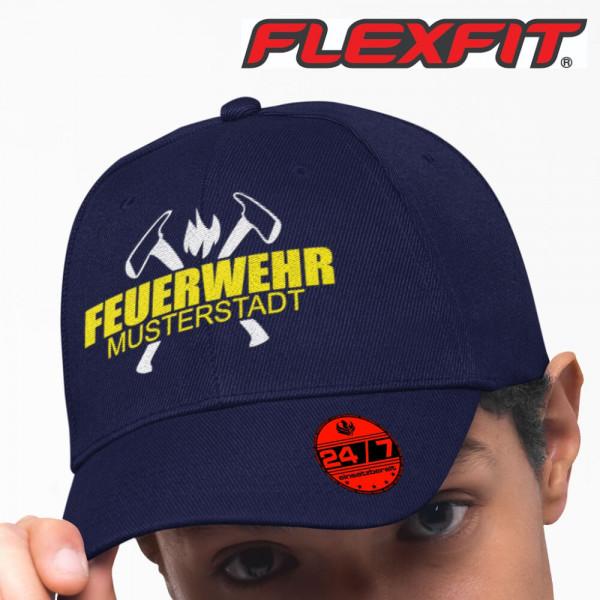 Flexfit® Cap flexfit I FW Axt +Ortsname