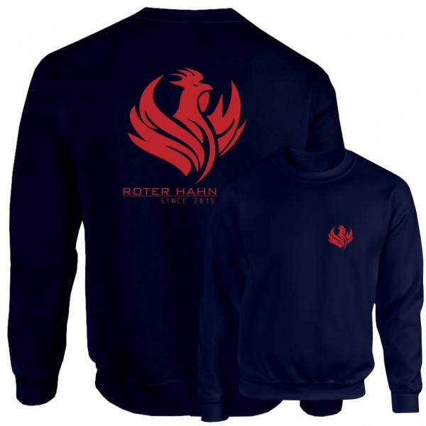 Pullover I Roter Hahn 112