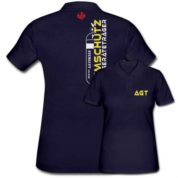 Poloshirt Frauen I AGT