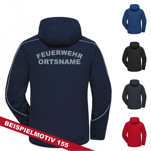 Teamwear Winterjacke