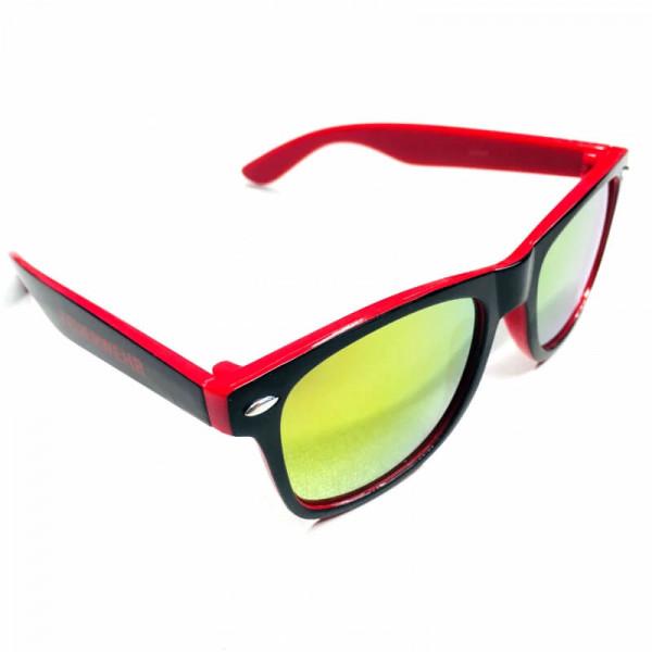 Sonnenbrille I FRWHR rot/sw