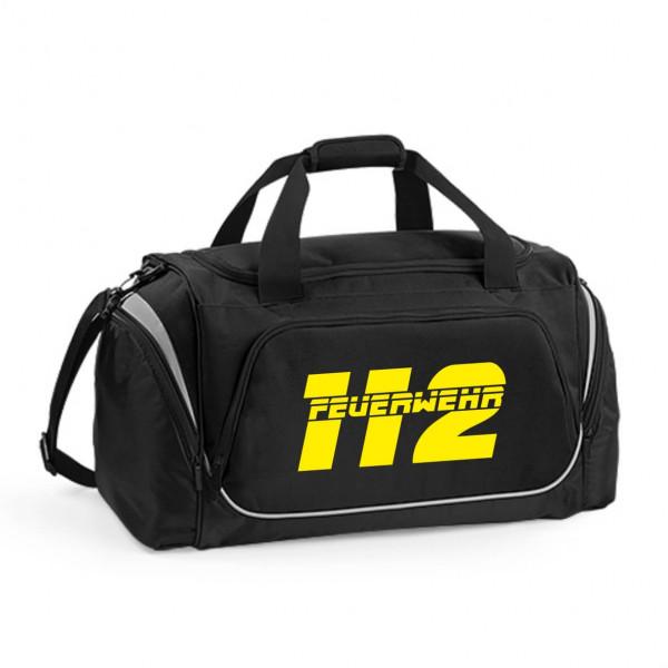 Sporttasche Gross I Feuerwehr 112