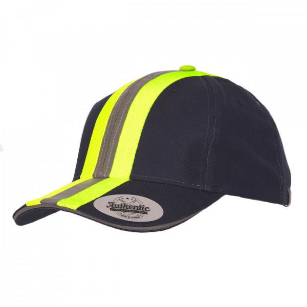 Reflex Style Base Cap   Navy