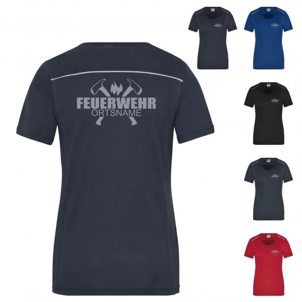 Teamwear Tshirt Frauen I Motiv 160