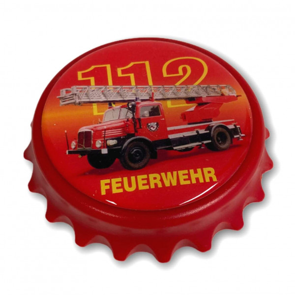 Flaschenöffner I Feuerwehr
