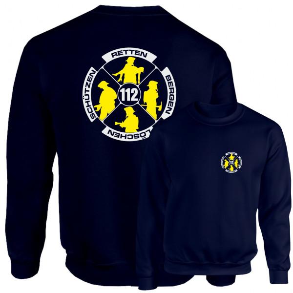 Pullover I Feuerwehr Logo