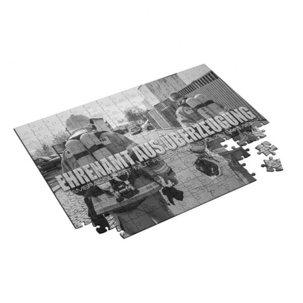 Feuerwehr Puzzle I Leidenschaft