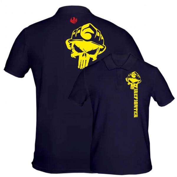 Poloshirt Männer I Firefighter