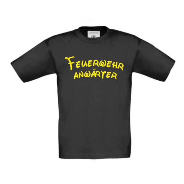 Baby Shirt kurz I Feuerwehranwärter
