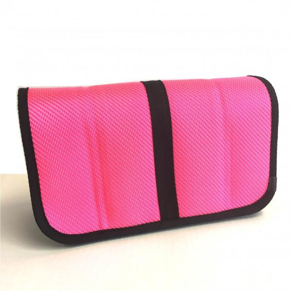 Handtasche I Schlauch Pink