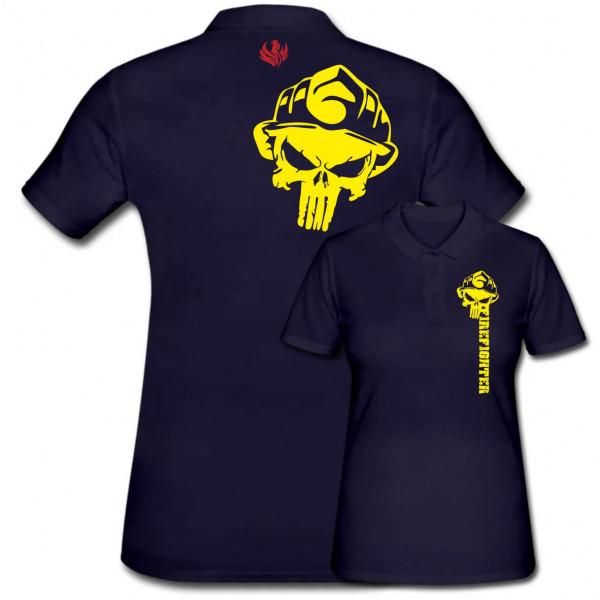 Poloshirt Frauen I Firefighter