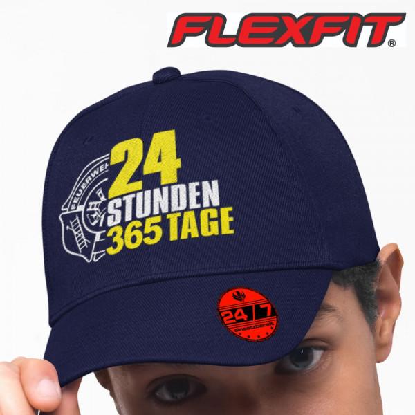 Flexfit® Cap flexfit I 24 Stunden