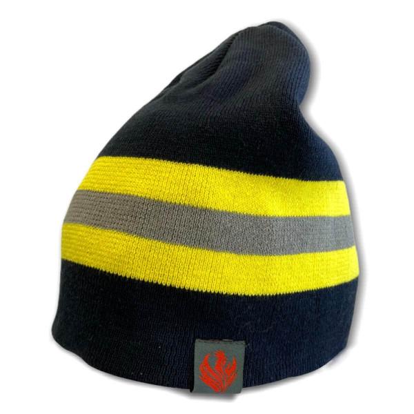Feuerwehrmütze I Beanie I Navy Blau