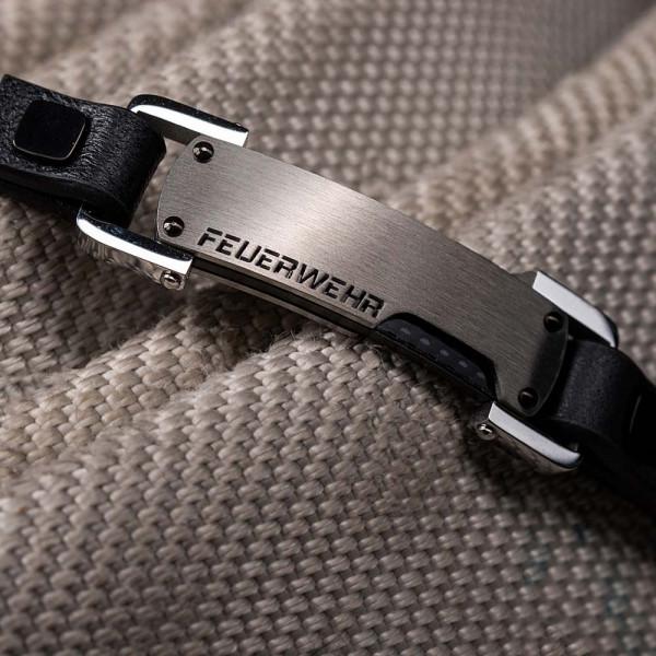 Armband I Carbon (+Gravur)