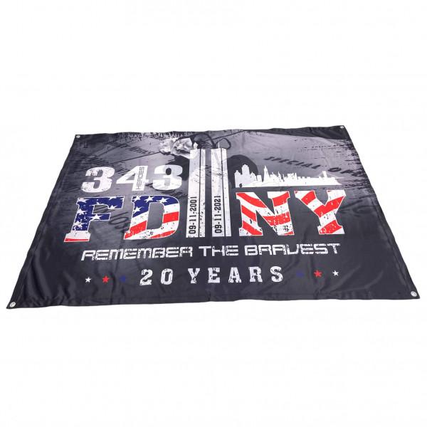 Flagge 1,50x1,00m I 9/11 20 Years Anniversary