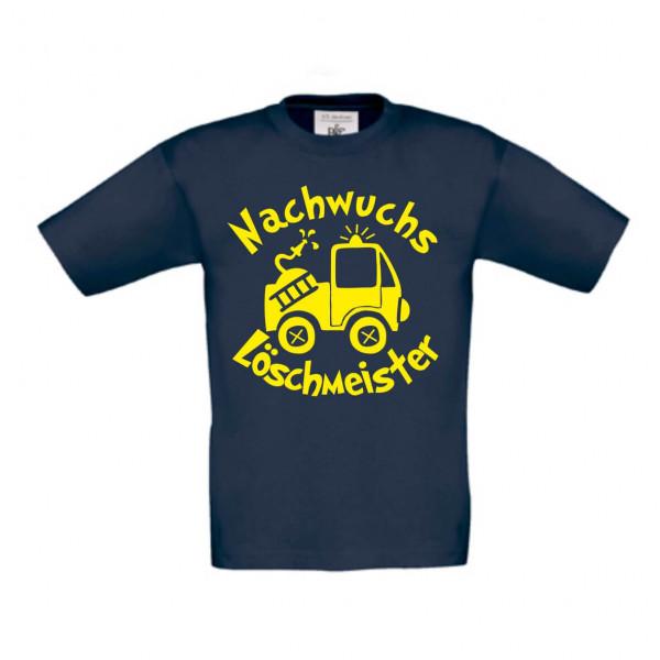Kinder Shirt kurz I Nachwuchslöschmeister