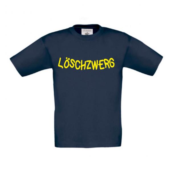 Kinder Shirt kurz I Löschzwerg