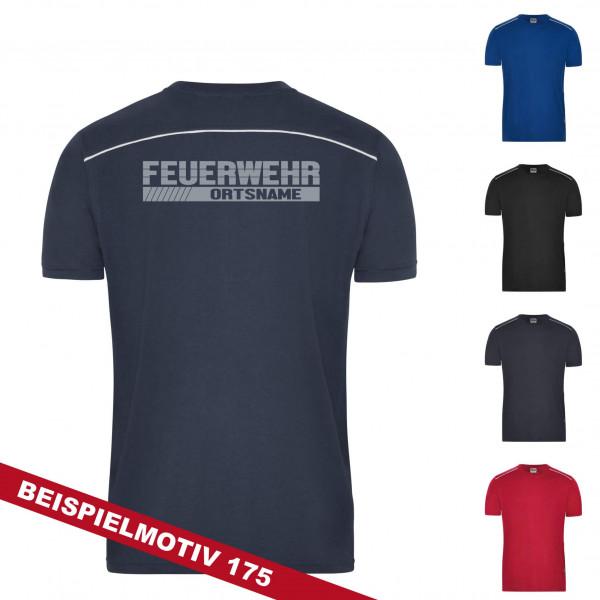 Teamwear Tshirt Männer