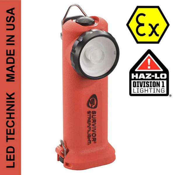 Streamlight Survivor Z0 LED Leuchte Ex Schutz