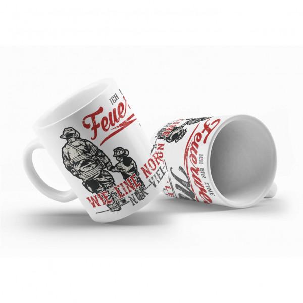 Kaffeebecher I Feuerwehrmama
