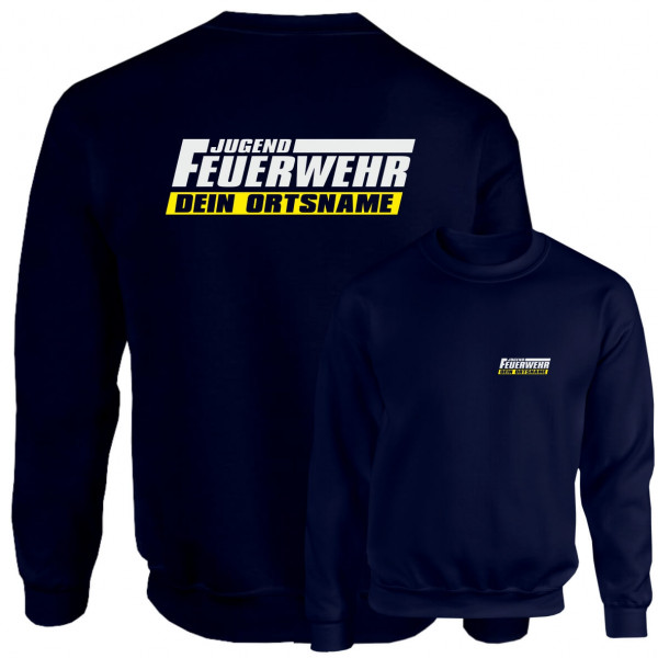 Pullover JFW I JFW +Ortsname