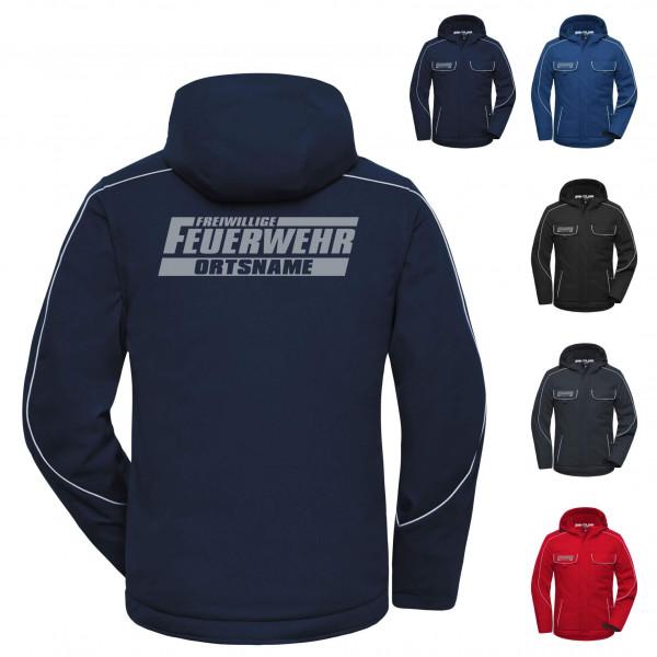 Teamwear Winterjacke I Motiv 170