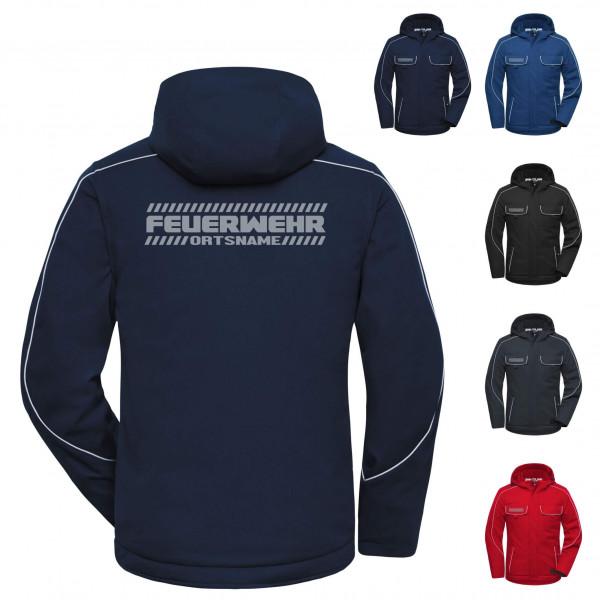 Teamwear Winterjacke I Motiv 180