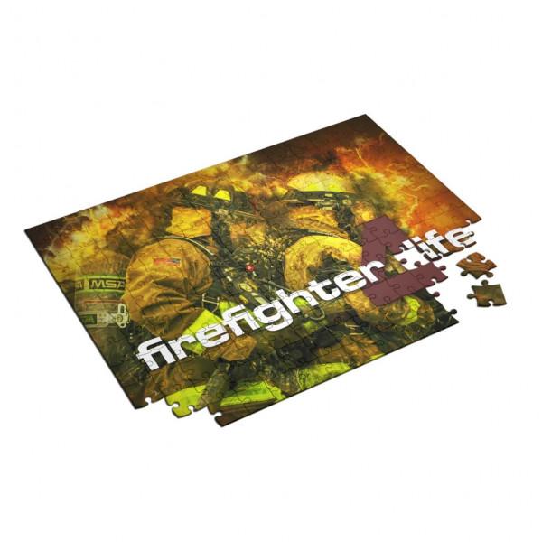 Feuerwehr Puzzle I Firefighter